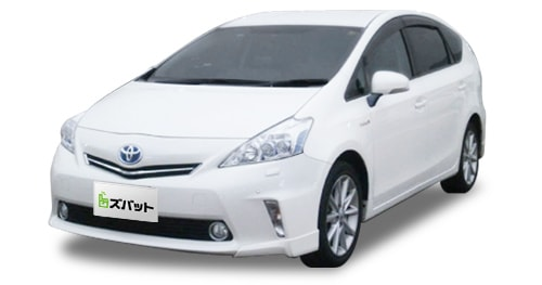 2020年9月更新】トヨタ「プリウスα」の中古車査定相場・買取金額がすぐ ...